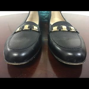 Salvatore Ferragamo Shoes - Black All Genuine Leather Loafers